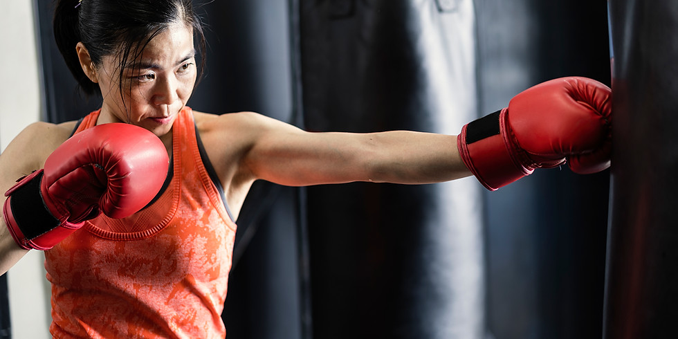 Boxing - Finding your Inner Warrior