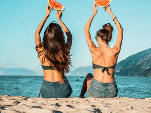 2021 Trends: Hot beach summer is coming