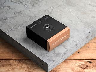 Coffee Capsules Package