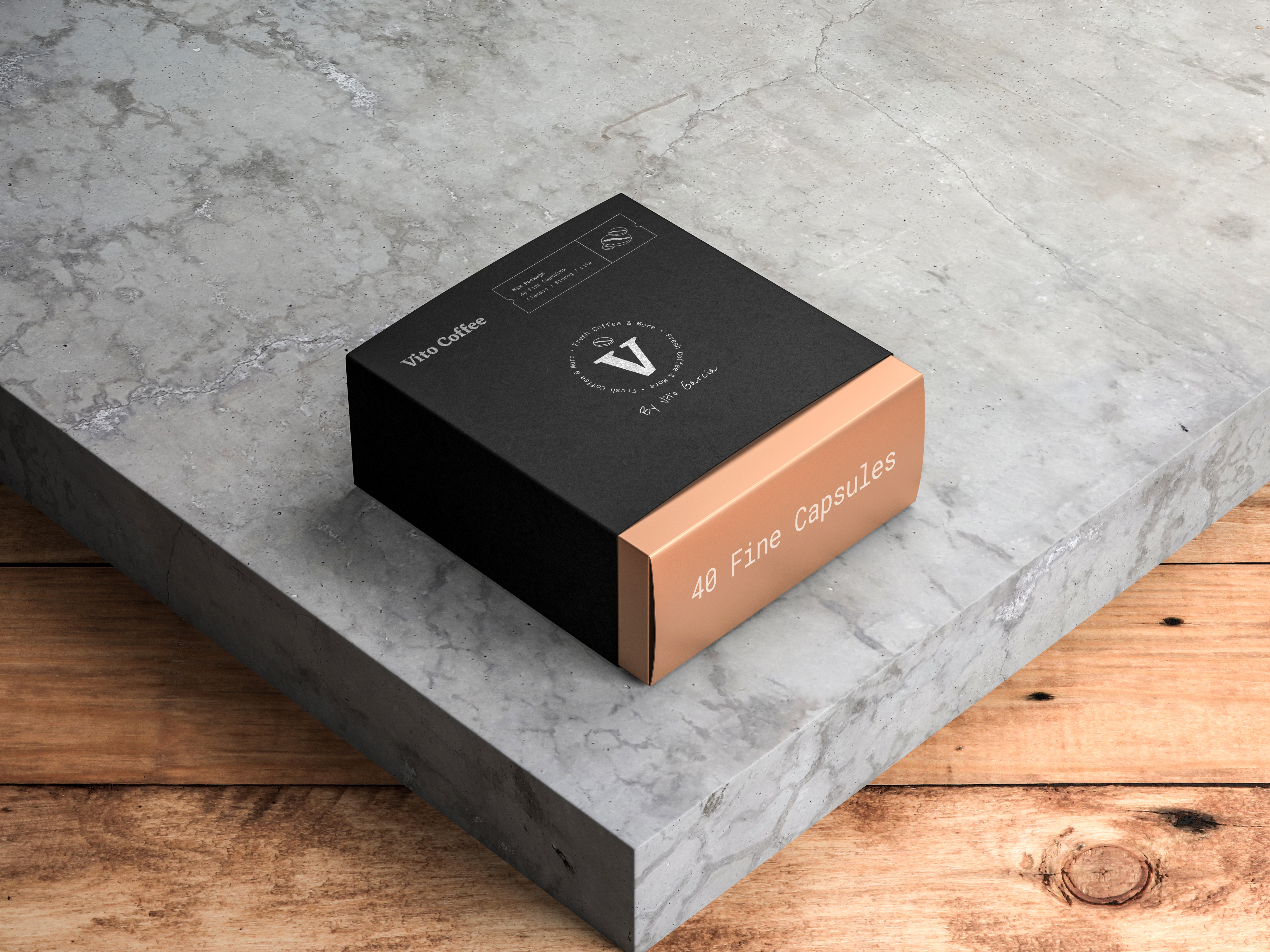 Packaging Design - Brand Identity