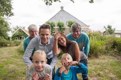 Famille heureuse