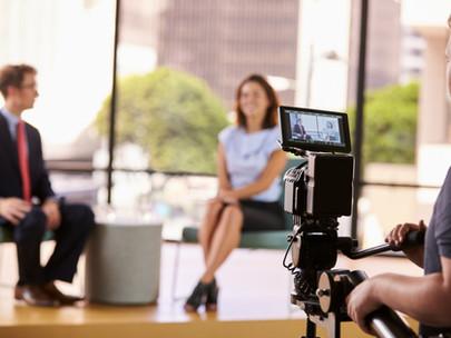 10 conseils pour une interview vidéo qui cartonne !
