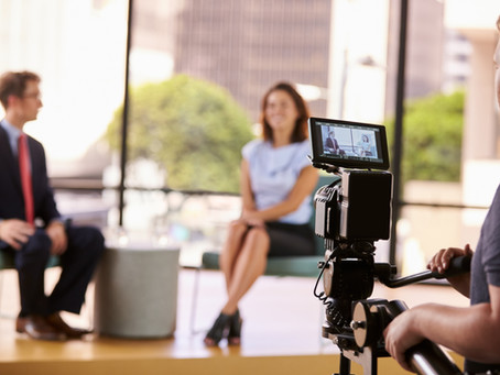 The Art of Acing Your TV Interview