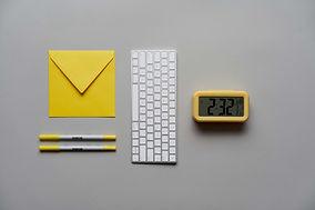 Желтые объекты