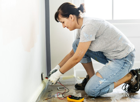 DIY Home Renovations and Disability Insurance