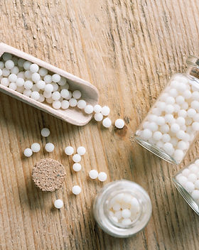 Homöopathische Medizin