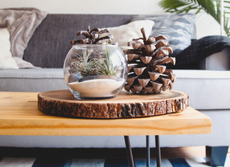 Home Decor Ideas :: How To Style A Coffee Table Perfectly
