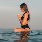 Meditando na Água