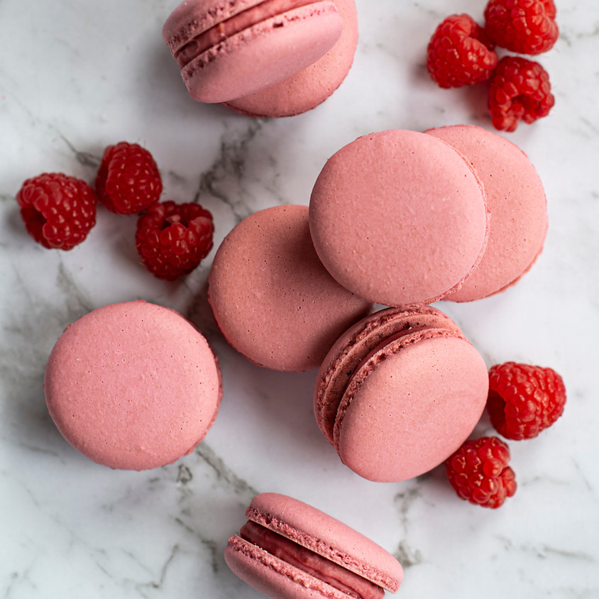 Virtual Macaron Workshop for Mother's Day ~ 1 pm