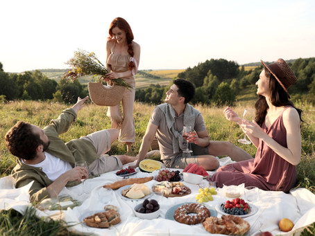 5 Elements of a Perfectly Planned Picnic!