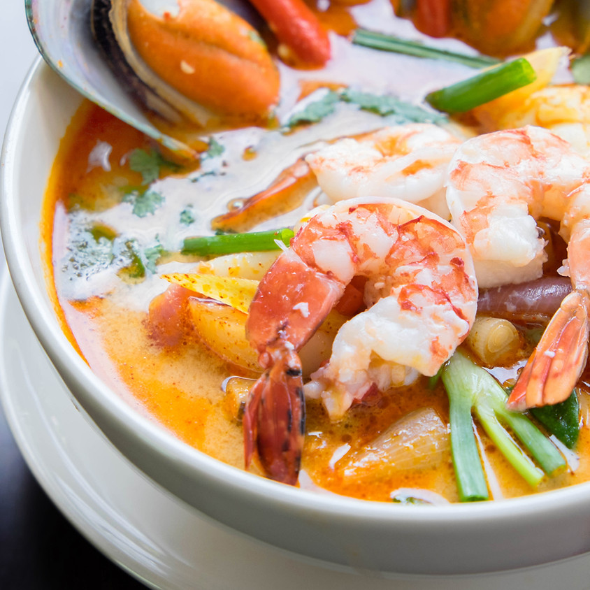 Eat Well For Winter - Seasonal Seafood Cooking