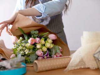 ★嬉しい!お花🎉の贈り物♪卒業式や入学式・母の日などの記念日にお花をプレゼントはいかがですか?!