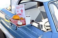 Car Food Tray