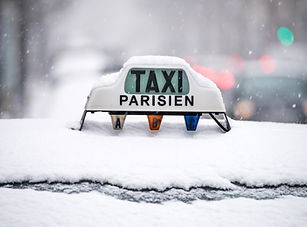 Taxi in the Winter