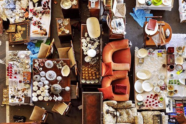 Exchange Shop von oben