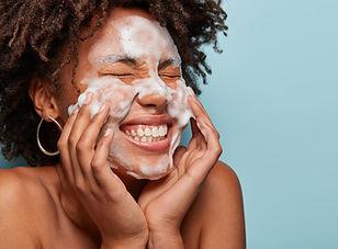 Lavage pour le visage