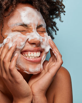 Lavaggio del viso