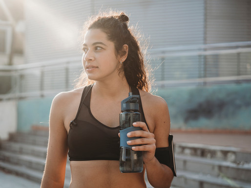 Hydration: one of the most important part of athlete's life