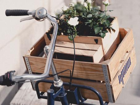 Våren er på vei og vi holder hjulene i gang.