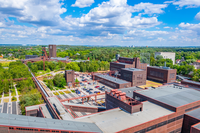 Análise de Localização Industrial