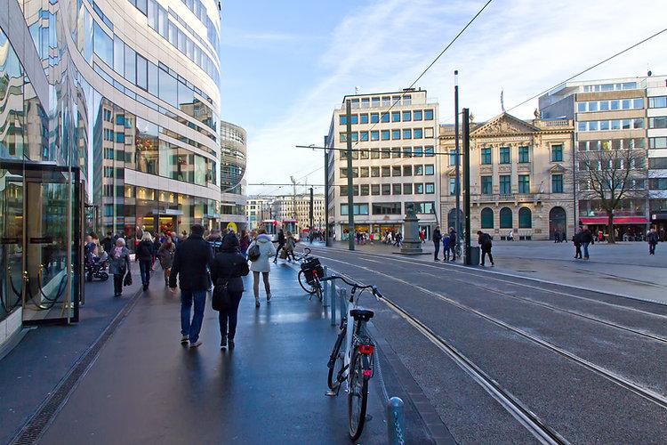 Königsallee Düsseldorf