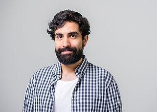 Portrait Smirk