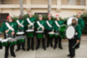 Holiday Marching Band