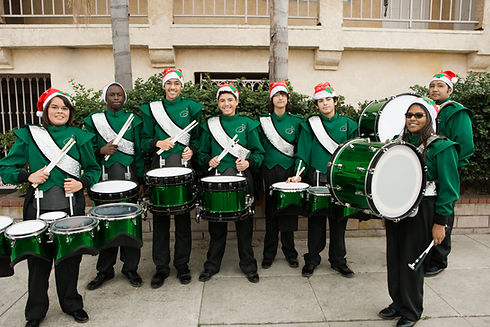 Holiday Marching Band