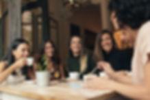 Кофе с друзьями