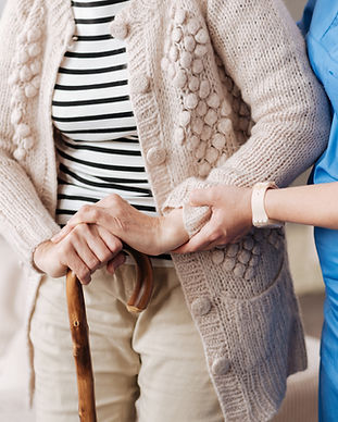 patient and caregiver; home care services