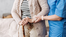 COVID testing pilot aims to end care home visit restrictions