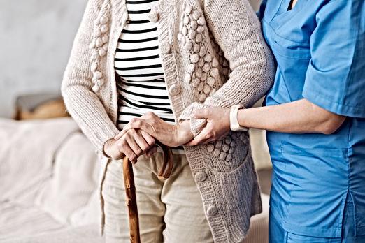 English for Elder Care