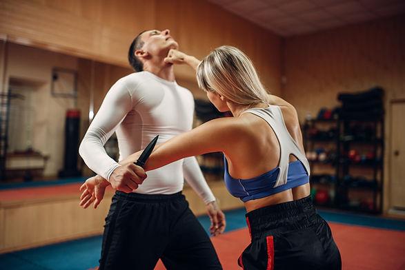 Self Defense Training