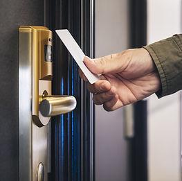 OZZBORN SECURITY - SF bay area access control, key fob, card readers