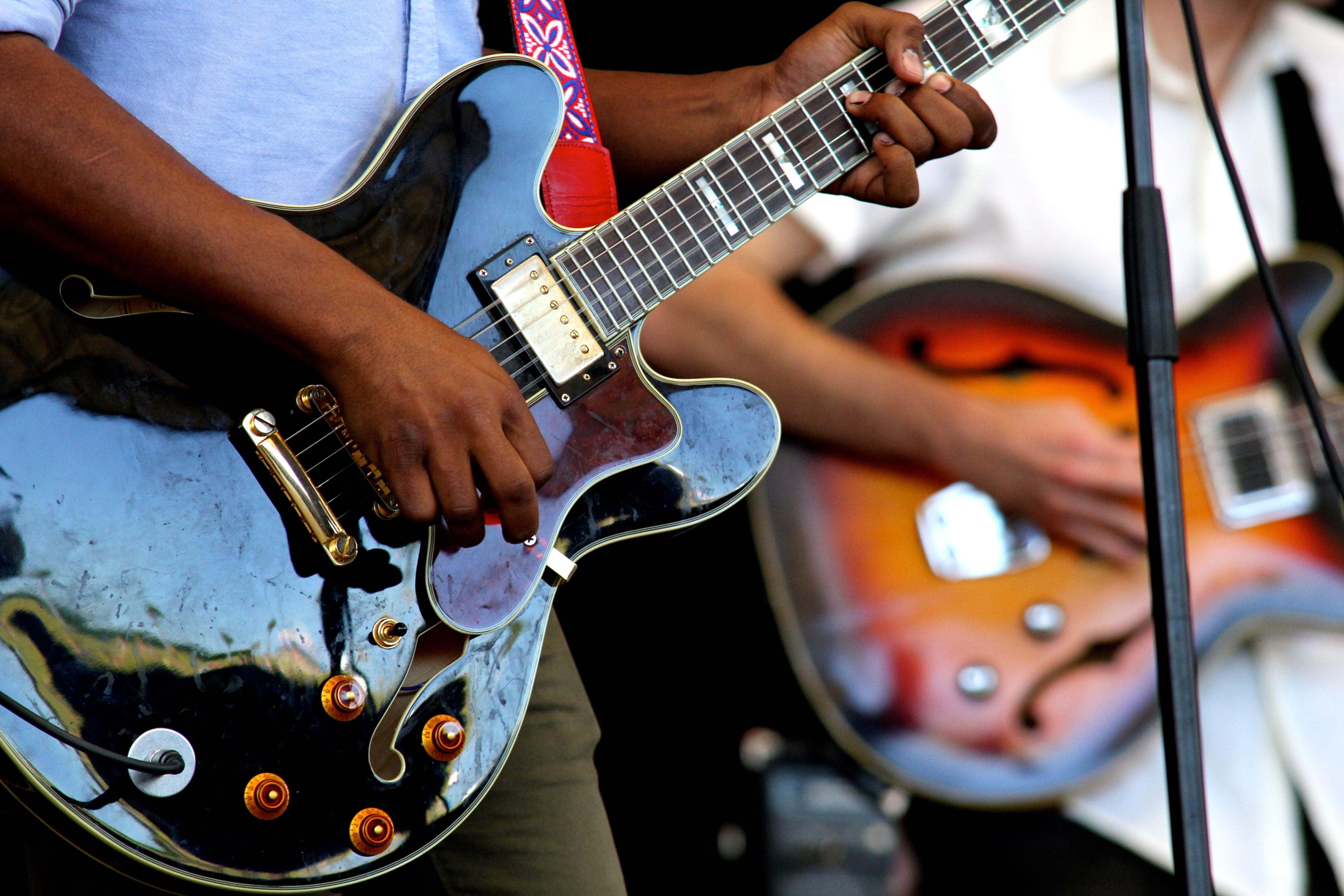 Basic Guitar I