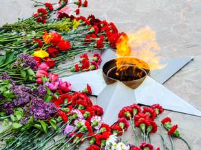 """Фонд поддержки производителей """"Товар на Полке"""" поздравляет всех Ветеранов с Днем Победы!"""