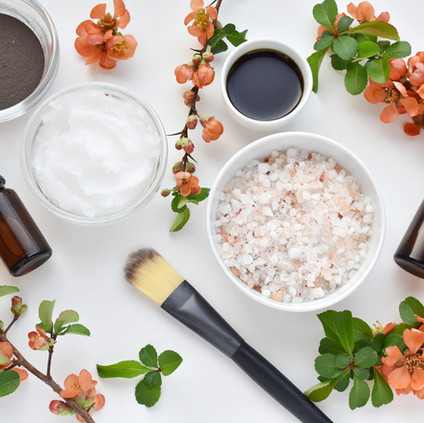 FOODS AND INGREDIENTS FOR GLOWING SKIN FROM WITHIN