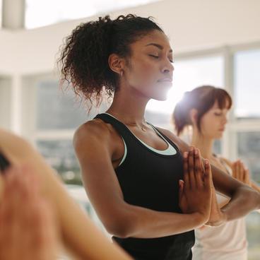 Walking/yoga