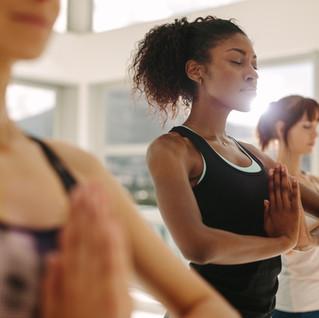 Energising New Moon yoga practice