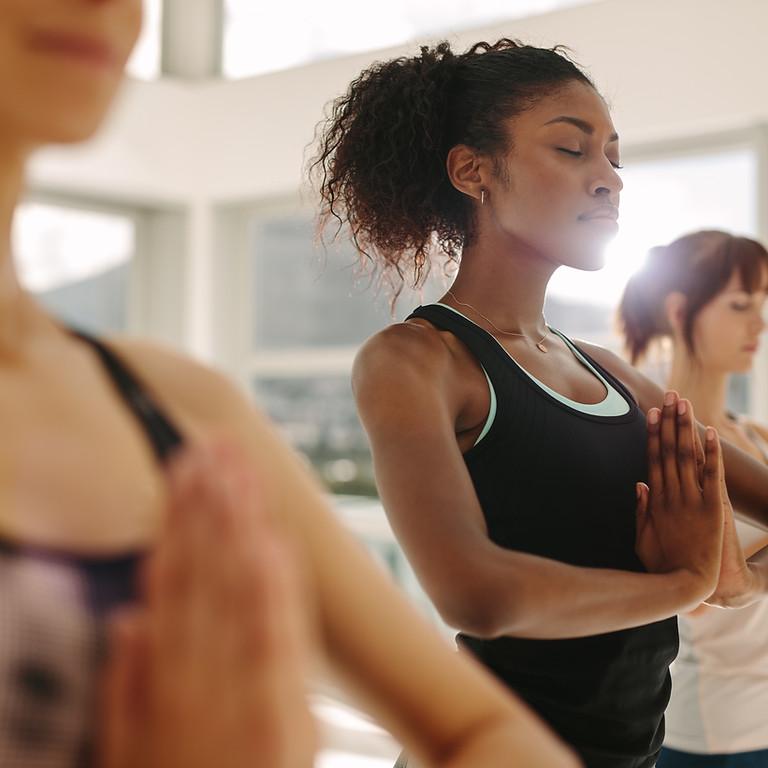 Spacious Heart Fri 9am Gentle Slow Flow Yoga