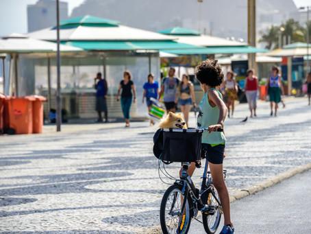 Atividades ao ar livre em Copacabana