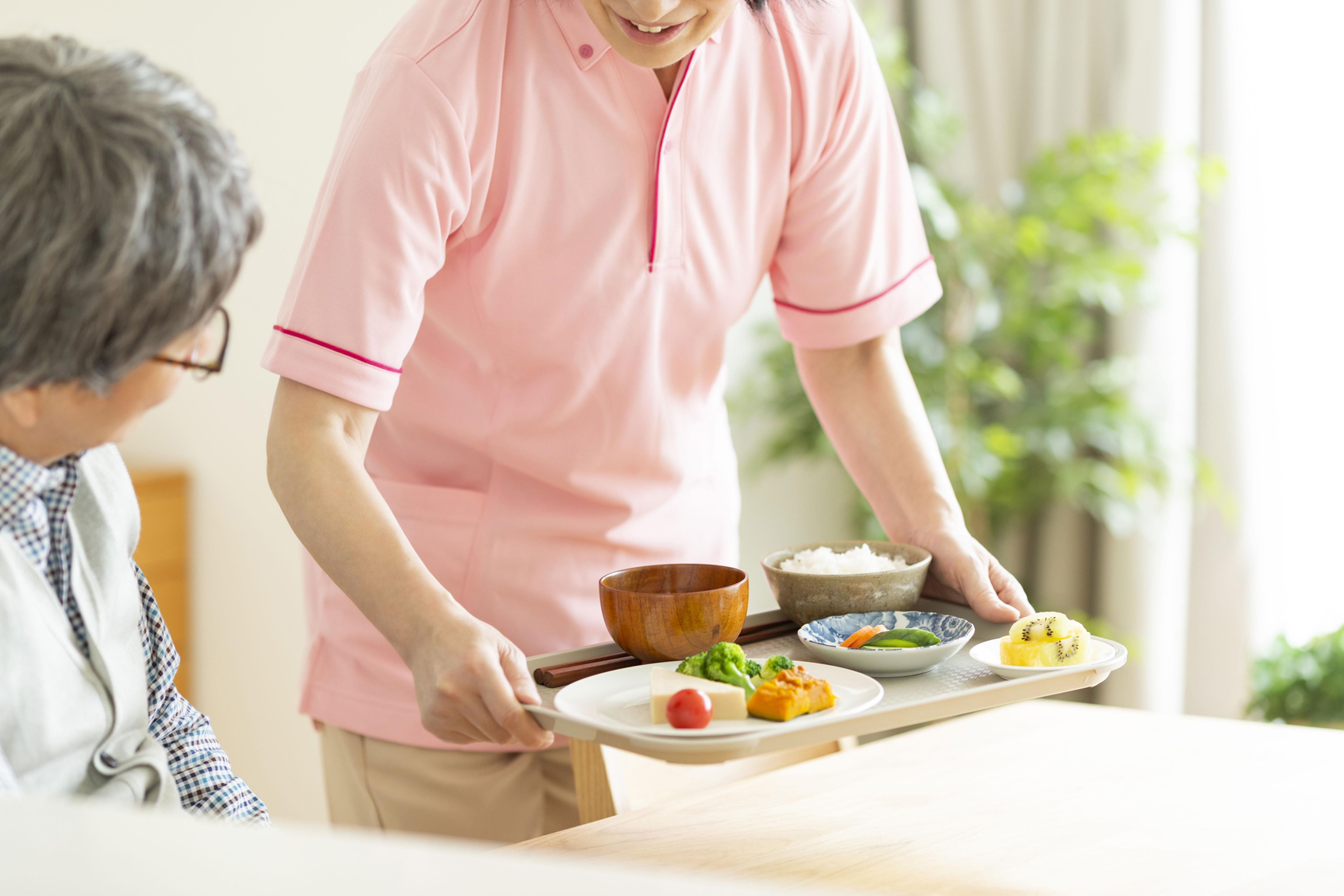 Geriatric Nutrition Care