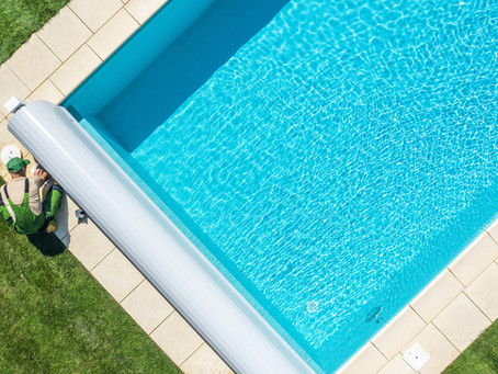 Update your Landscape and Pool area with Volcanic Tiles