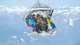 Child Ski Safety- Teaching Your Child to Ride the Ski Lift Safely and With Confidence