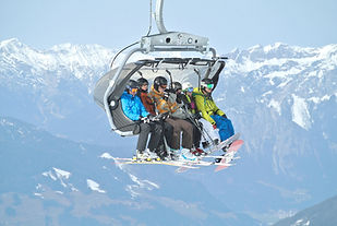 Three Valley Ski Lift