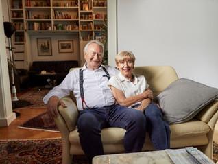 יחסים זוגיים בגיל המבוגר