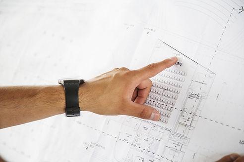 Plano, blueprint, anteproyecto, nuevas plantas, fabricas, línea de montaje, legislación, distribución, lean, manufacturing