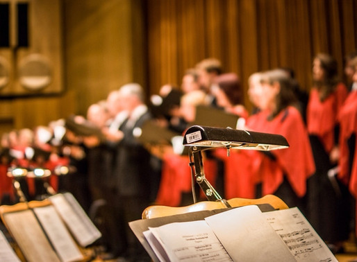 Local Choirs host special Concert in aid of Temple Street Children's Hospital.
