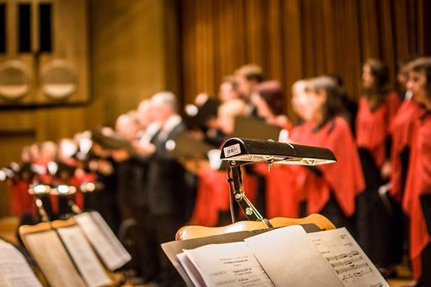 Coro de iglesia
