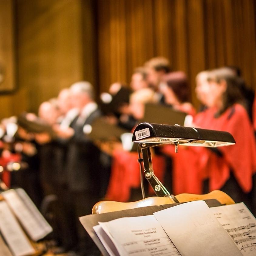 "Handel's ""Messiah"", Alto Soloist"